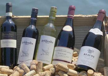 Wein-Degustationsfahrten
